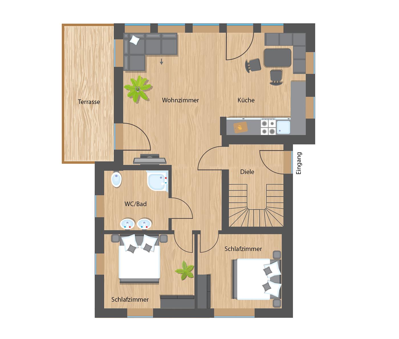 Apartment Leo